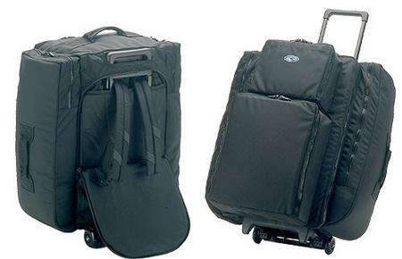 Готовимся к путешествию.  Дорожные сумки.