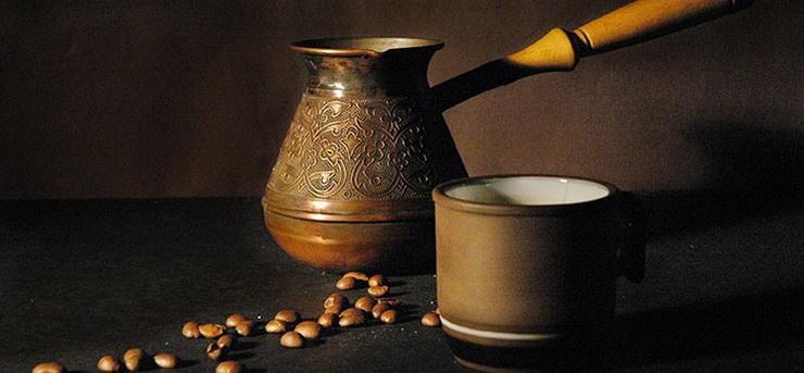 Божественный напиток кофе.